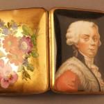 Портсигар с портретом князя Николая Борисовича Юсупова