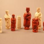 Шахматы с набором фигур