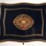 Столик – шкатулка для украшений в стиле Буль
