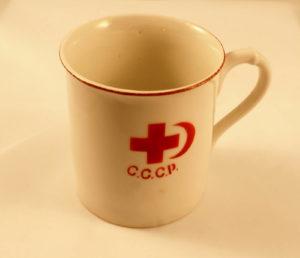 Кружка «Красный крест и красный полумесяц»